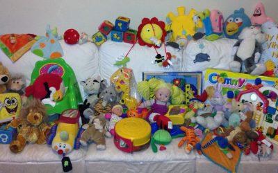 Sikeres adománygyűjtés a budai gyermekotthonnak